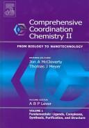 Comprehensive Coordination Chemistry II