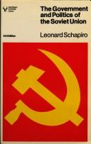 Download The government and politics of the Soviet Union
