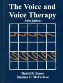 Download The voice and voice therapy