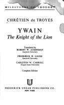 Ywain, the knight of the lion