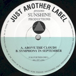 Sunshine Productions - Above The Clouds