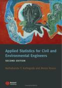 Cover of: Applied statistics for civil and environmental engineers
