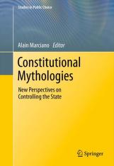 Cover of: Constitutional mythologies