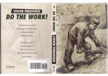 Cover of: Do the work! | Steven Pressfield