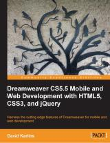 Cover of: Dreamweaver CS5.5 mobile and web development with HTML5, CSS3, and jQuery
