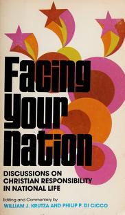 Cover of: Facing Your Nation | William J. Krutza, Philip P. DiCicco