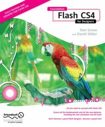 Foundation Flash CS4 for designers by Green, Thomas J.