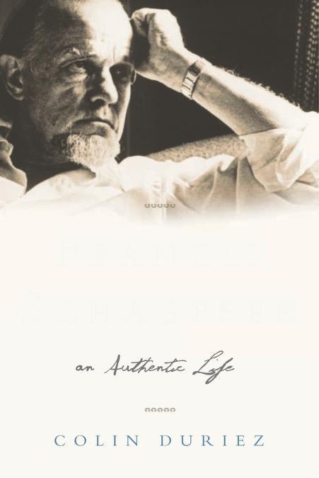 Francis Schaeffer by Colin Duriez