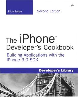 The iOS 5 developer's cookbook by