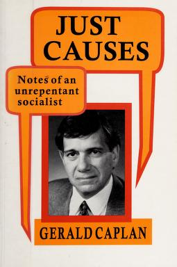 Cover of: Just causes | Gerald L. Caplan