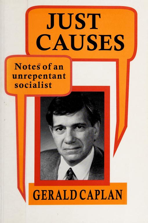 Just causes by Gerald L. Caplan