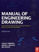 Cover of: Manual of engineering drawing
