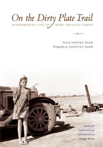 Cover of: On the dirty plate trail | Sanora Babb
