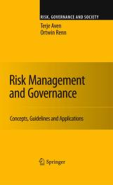 Cover of: Risk management and governance