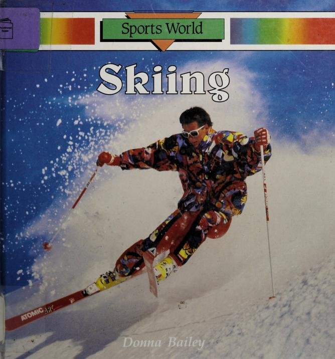 Skiing by Donna Bailey